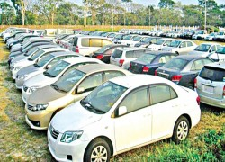 Vehicle imports increased by 5 percent despite Covid-19