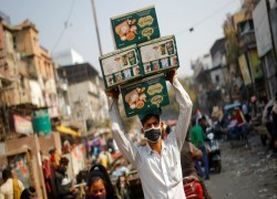 India central bank warns of bad debt surge as pandemic relief ends