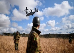 Japan and US agree on 1-year cost-sharing deal for hosting troops