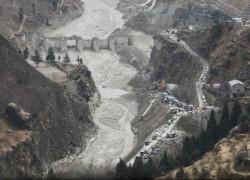 High probability of Uttarkhand-scale flood in Bhutan