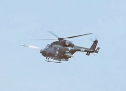 India successfully test fires Helina, Dhruvastra anti-tank guided missiles