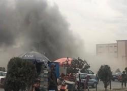 2 KILLED IN KABUL BLAST DURING PEAK TRAFFIC TIME