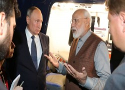 India seeks economic energy in Russian Far East, countering China