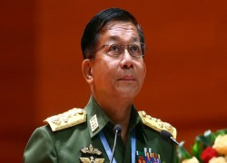 Who is Myanmar's coup leader and what does he want?