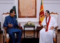 'শ্রীলঙ্কার সঙ্গে বাণিজ্যিক সম্পর্ক জোরদারে আগ্রহী পাকিস্তান'