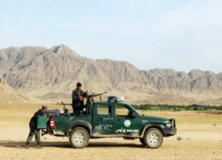 TALIBAN ATTACKS AFGHAN FORCES OUTPOST IN NURISTAN