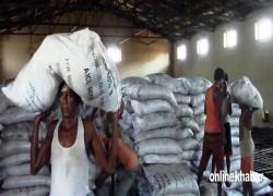 Nepal receiving Bangladeshi fertiliser 6 months after the process began