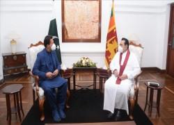 Imran Khan's Sri Lanka visit may foster strategic partnership