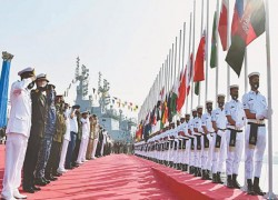 AMAN Exercises 2021: Pakistan Navy investing in peace