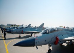 Pakistan using JF-17B for training and frontline use