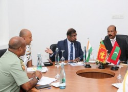 India, Sri Lanka and Maldives establish NSA trilateral secretariat
