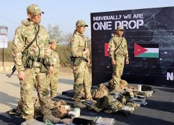 Eight foreign teams participate in Pakistan Army competition