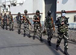 পশ্চিমবঙ্গ বিধানসভা নির্বাচন: আগেভাগেই আধা সামরিক বাহিনী নিয়োগ