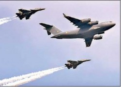 IAF SET FOR FIRST-EVER DRILL IN STRATEGIC PERSIAN GULF REGION