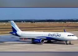 INDIAN COMMERCIAL FLIGHT MAKES EMERGENCY LANDING AT KARACHI AIRPORT