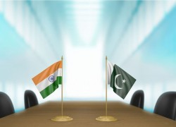 INDIA ACCUSES PAK OF GIVING PENSIONS TO TERRORISTS