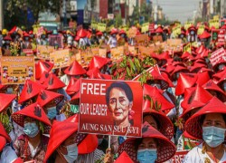 The wild card that will make or break Myanmar's coup