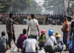 Myanmar's military runs amok causing mayhem and death in its wake
