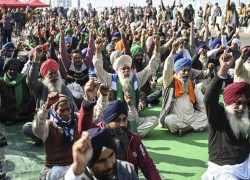 Farmers' protests could upend political landscape in India