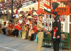 India, Pakistan on the road to peace
