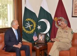 US seeks Pakistan's help over new 'Afghan peace plan'
