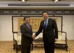 China wants Hambantota Industrial Zone to get off the ground