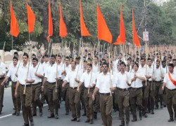 The RSS's ubiquitous influence in India