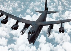 B-52s in the Middle East