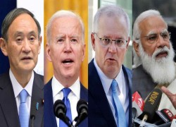 Quad leaders to agree on vaccine aid to counter China influence