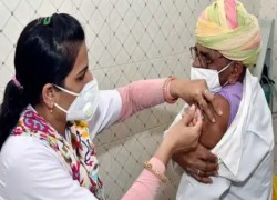 INDIA'S DAILY COVID-19 CASES CROSS 20,000 MARK FOR THIRD TIME THIS YEAR, ACTIVE CASES UP BY 4,628