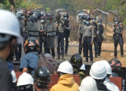 MYANMAR'S MILITARY ON 'KILLING SPREE' AGAINST PROTESTERS: AMNESTY