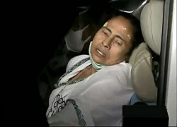 ATTACK IN NANDIGRAM: MAMATA'S CONDITION NOW 'STABLE'