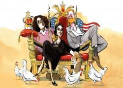 Battle royal: Harry and Meghan's modern brand of revenge