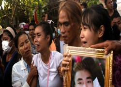 "Myanmar's security forces totally out of control committing ""crime against humanity"""