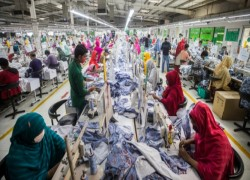 The garment industry is ignoring the plight of its workers