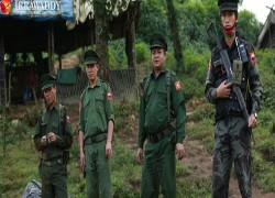 Kachin independence army attacks Myanmar Military outpost
