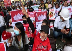 Five red flags signaling Myanmar coup's economic damage