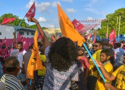 Three political parties fined for violating HPA guidelines