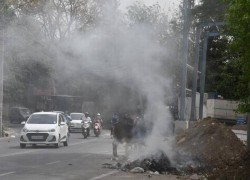 Delhi is the most polluted capital city globally, says report