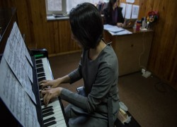 'Music is my life': ban on schoolgirls singing in Afghanistan met with protest