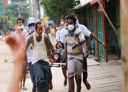 মিয়ানমারে আকাশচুম্বী খাদ্য ও জ্বালানির দর, অর্থনৈতিক বিপর্যয়ের শঙ্কা ডব্লিউএফপি'র