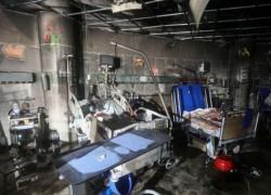 THREE CORONAVIRUS PATIENTS DIE IN BANGLADESH HOSPITAL FIRE