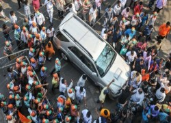 It's BJP vs BJP in Bengal as protests erupt over naming TMC turncoats, newcomers as candidates