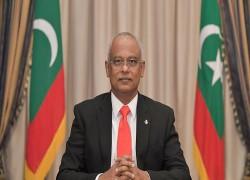 MALDIVIAN PRESIDENT CALLS BANGABANDHU 'GIANT OF SOUTH ASIAN HISTORY'