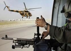 আফগানিস্তানে বিমান বিধ্বস্ত হয়ে ৮ সেনা নিহত