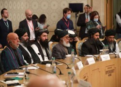 Russia hosts Afghan peace conference, hoping to boost talks