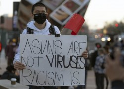 Hate crimes against Asian Americans surge in US