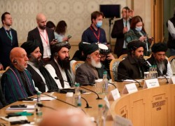 Afghan government, Taliban agree to accelerate peace talks after Moscow summit: RIA