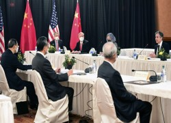 US and China publicly rebuke each other in first major talks of Biden era
