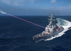 DRDO developing DURGA-2 laser weapon for land, naval, air use?
